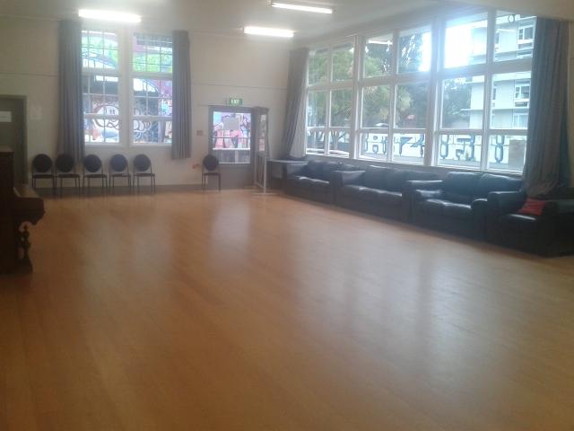 Aro Valley - Aro Valley Community Hall