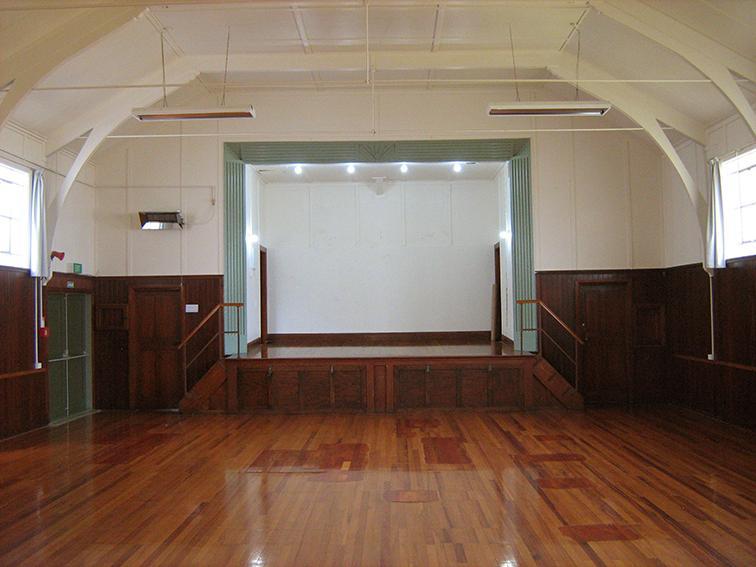 Brooklyn - Vogelmorn Hall