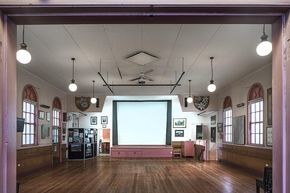 Wellington CBD- Tararua Tramping Club