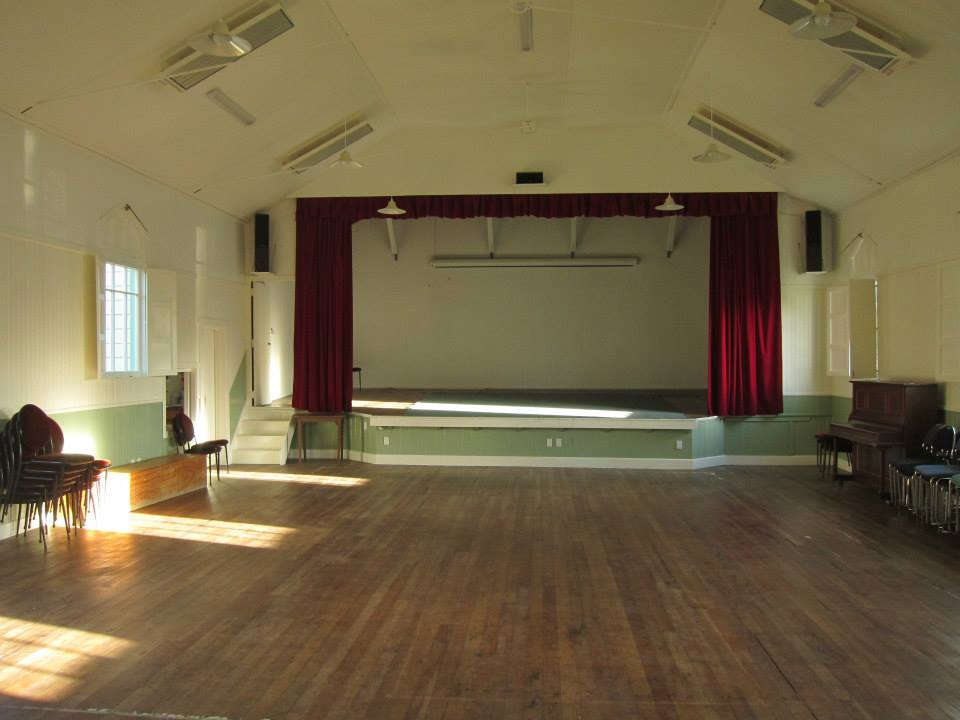 Paekakariki - St Peter's Village Hall  - See more of this hall  here
