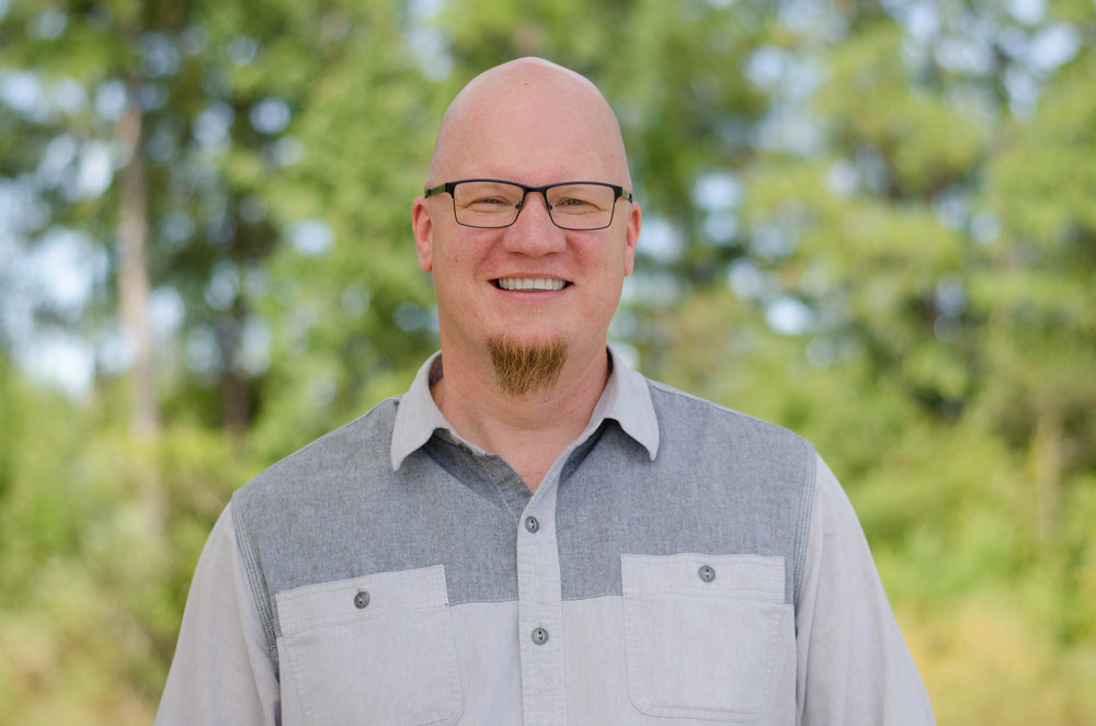 Shane Becton - Family Ministry