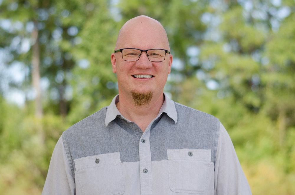 Shane Becton - Family Ministry