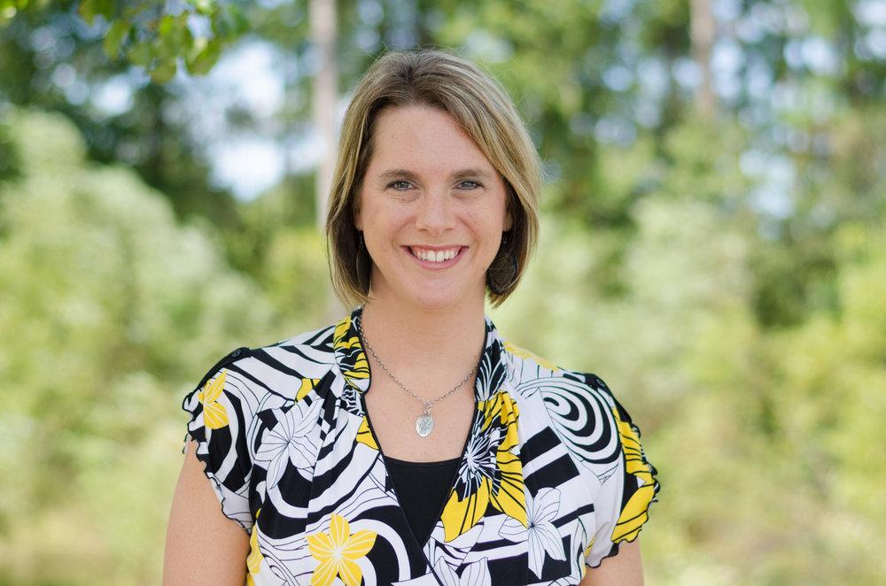 Christie Benton - Receptionist