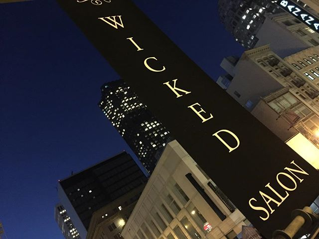 Sfwickedsalon, #eveningbeauty, #eveningappointment, #lovesf, #wickednight