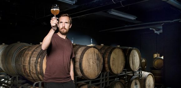 Mikkel Borg Bjergsø. His Brewery Mikkeller has been ranked one of the top 3 breweries in the world.   - Photo provided by Haven Festival