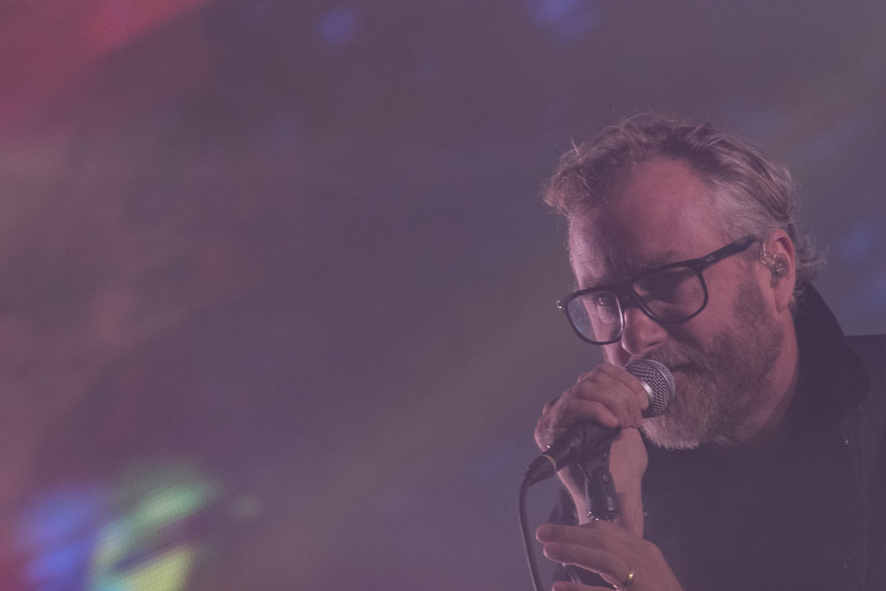 The National by Peter Kirkegaard
