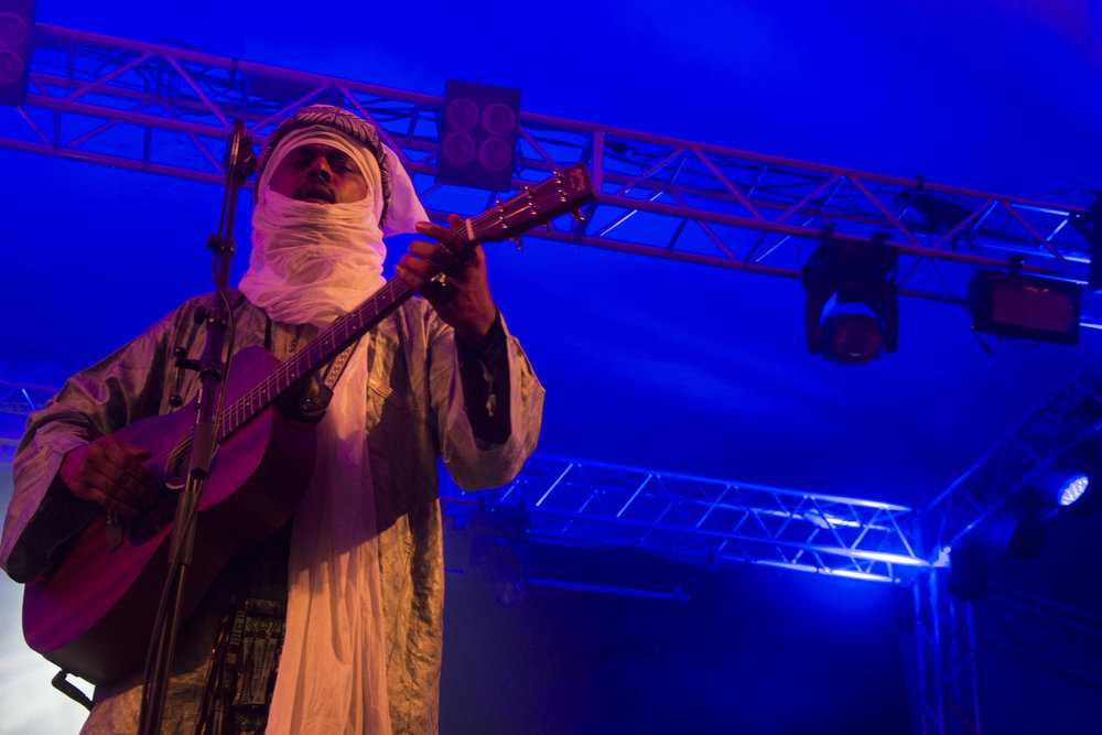 Tinariwen  Photography by: Magnus Hyltoft