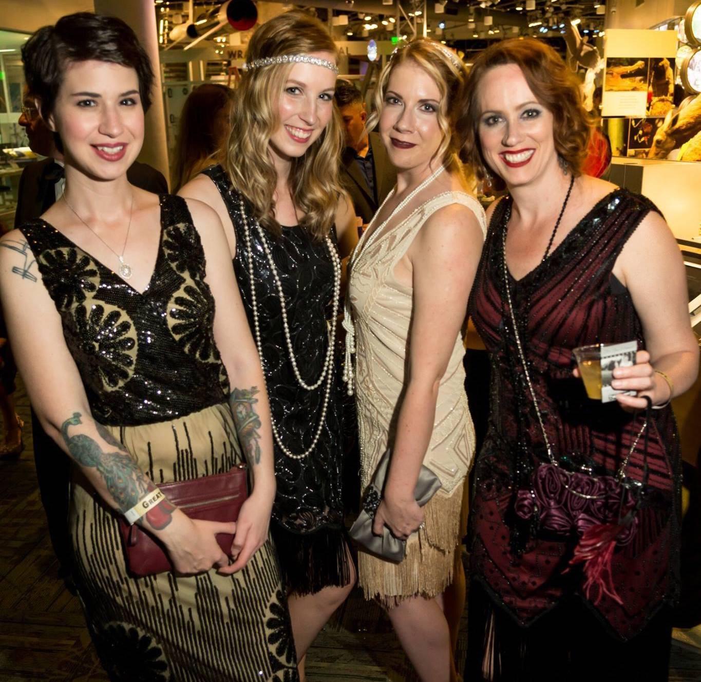 The Great Gatsby Ball Casino Night
