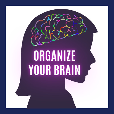 Divide & Conquer - Organize your ideas by importance, and then start scheduling your projects.