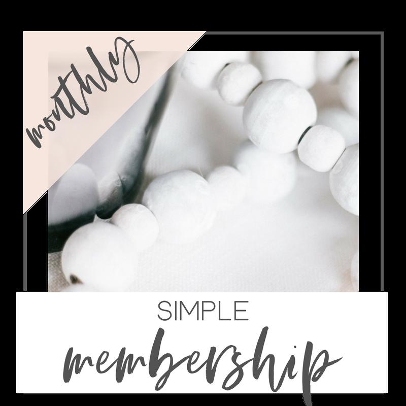 Simple Membership | $15 Monthly -