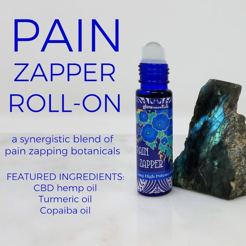 Pain Zapper Therapeutic Blend