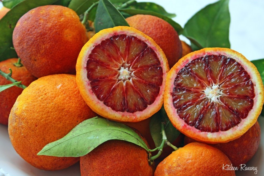BLOOD ORANGE ESSENCE