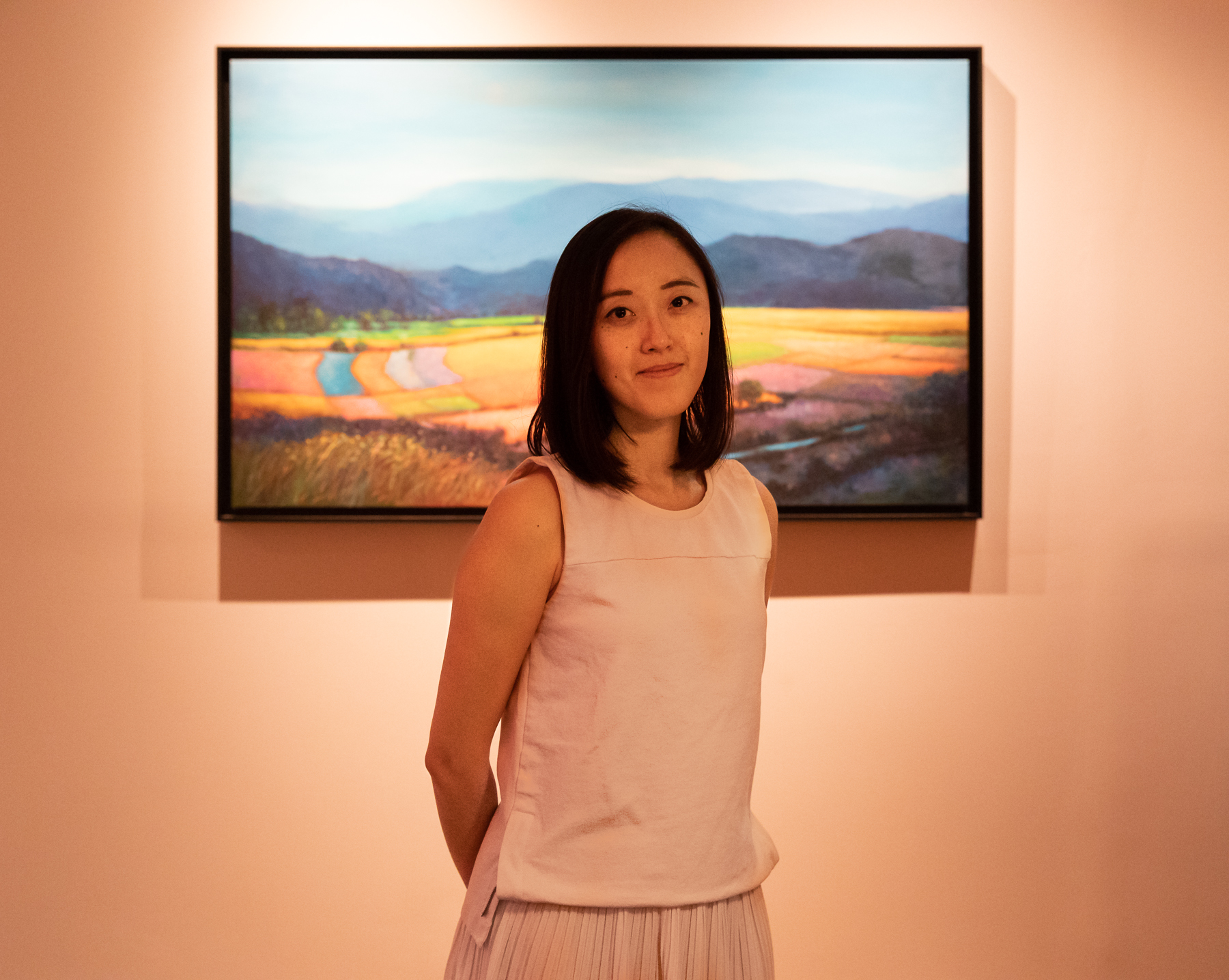 photo of co-creator Melinda Lauw