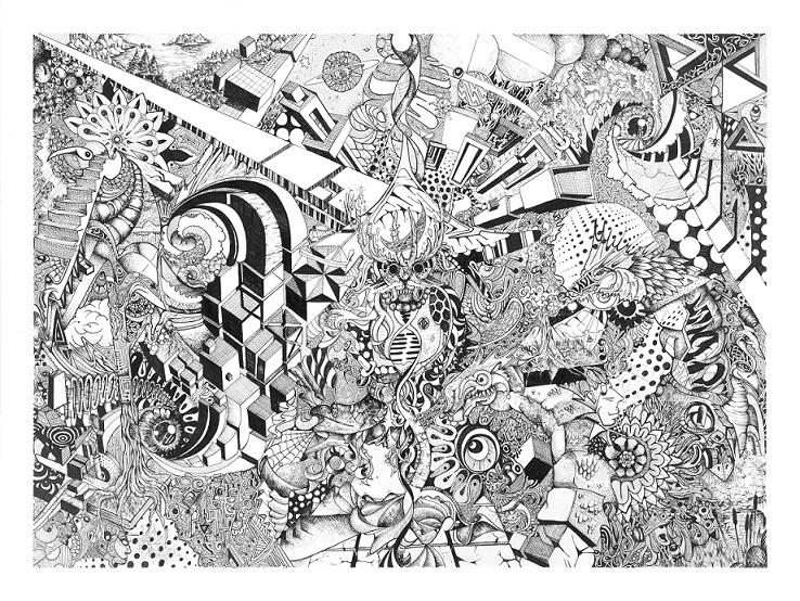 Daydreams & Nightmares  | Collaboration with Leo Shallat -  leoshallat.com