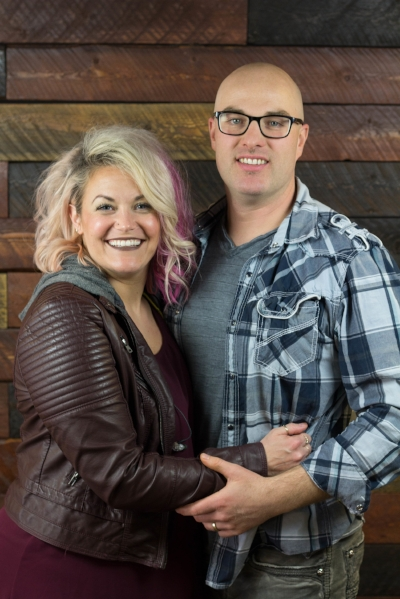 Edward and Galilee HalbertWorship Co-Director  -