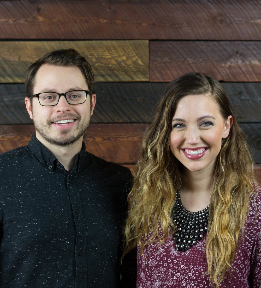 Josh and Alana Du VallWorship and Media Co-Director Children's Ministry Director -