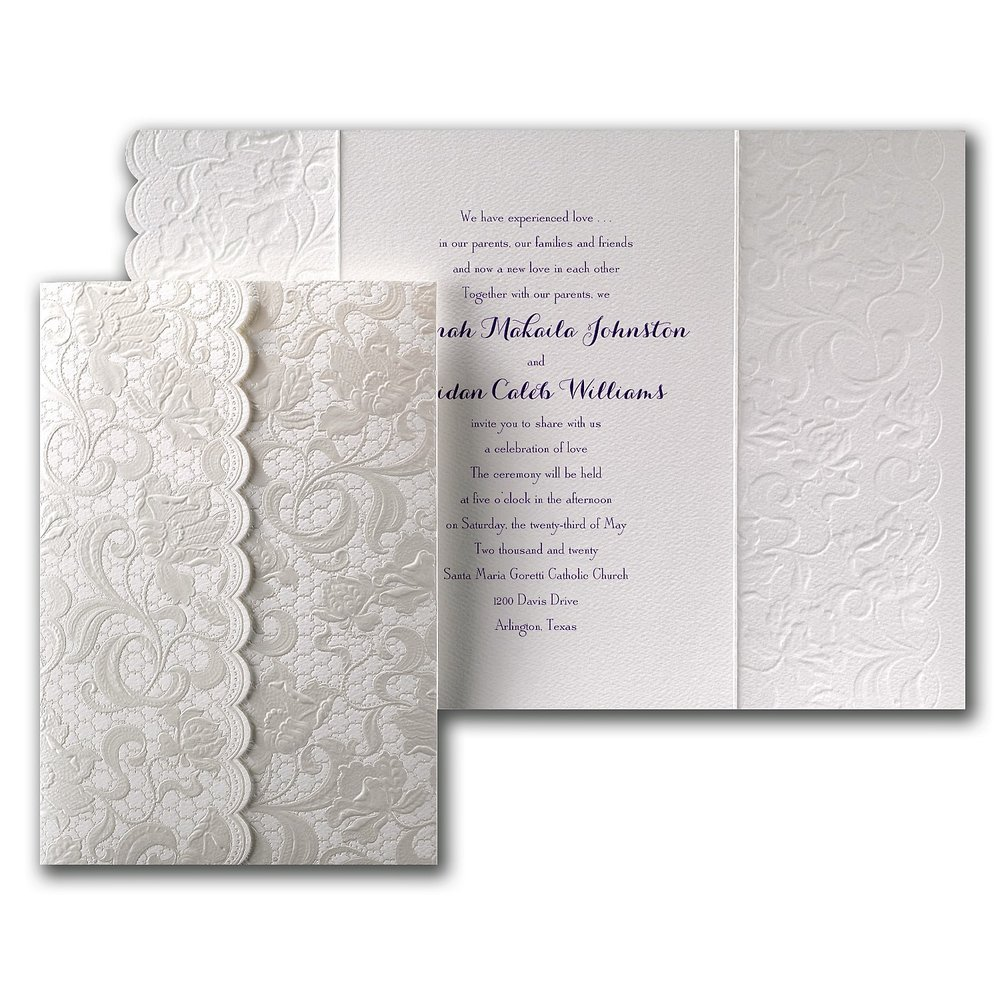 WEDDING INVITATIONS — IN STYLE PHOTOBOOTHS