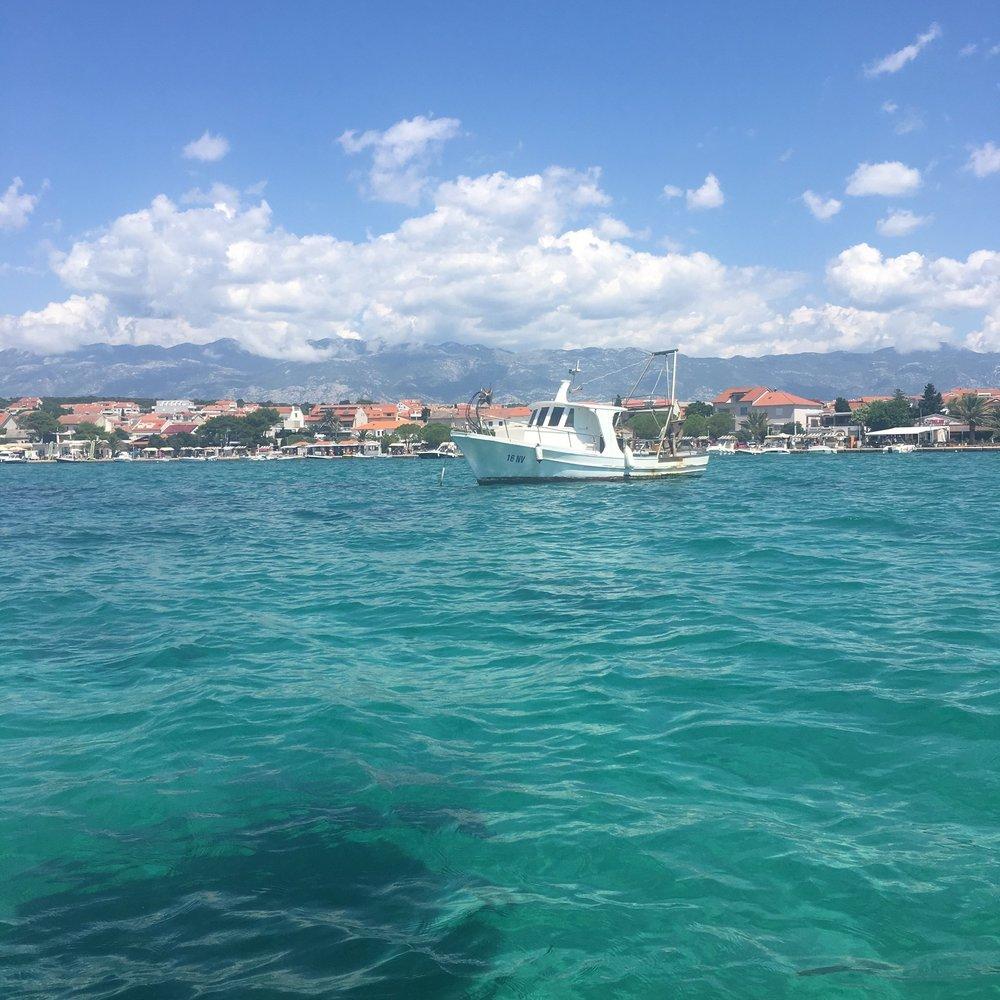 Novalja Croatia - Tipping The Scales
