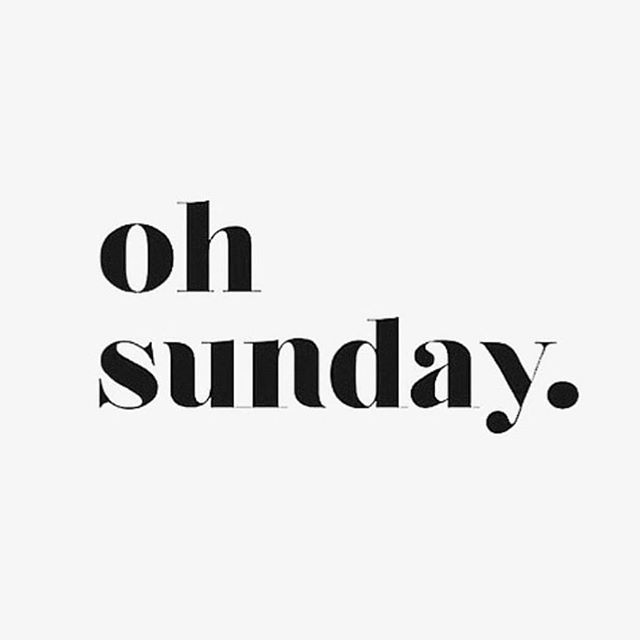 Oh, Sunday! What a ever-changing relationship we have with you. We love that you bring lay ins, comfort and the chance to do absolutely nothing. On the other hand, we know we are on the cusp of a new week and sort of despise you for it...sorry (no hard feelings though, right?!). .  What do you all have in store today? It's fathers day here in the UK so we're all off for some brunch, fun and family time 💕 📷 @whitelivingetc
