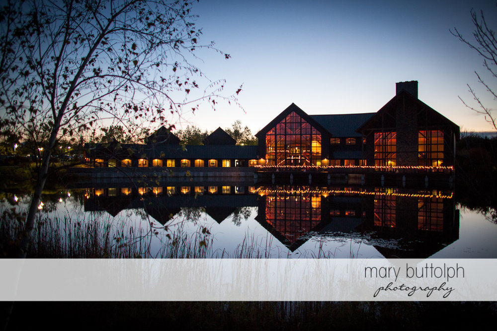 The Lodge at Welch Allyn Wedding