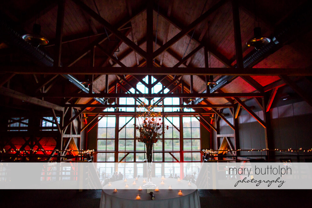 The Lodge at Welch Allyn Wedding