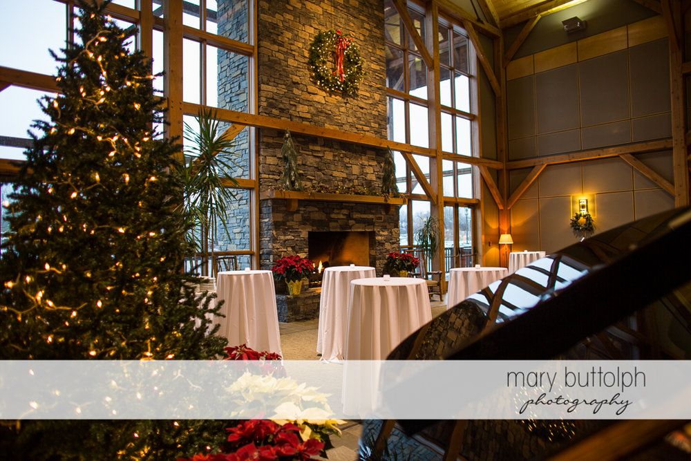 The Lodge at Welch Allyn Christmas