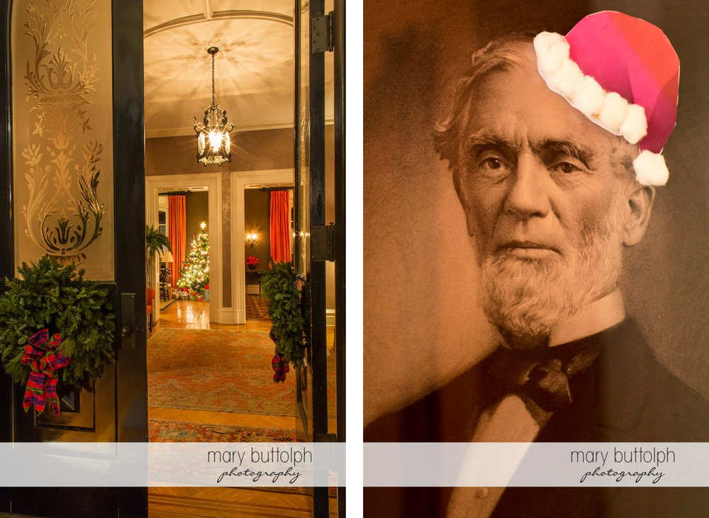 E.B. Morgan House Christmas