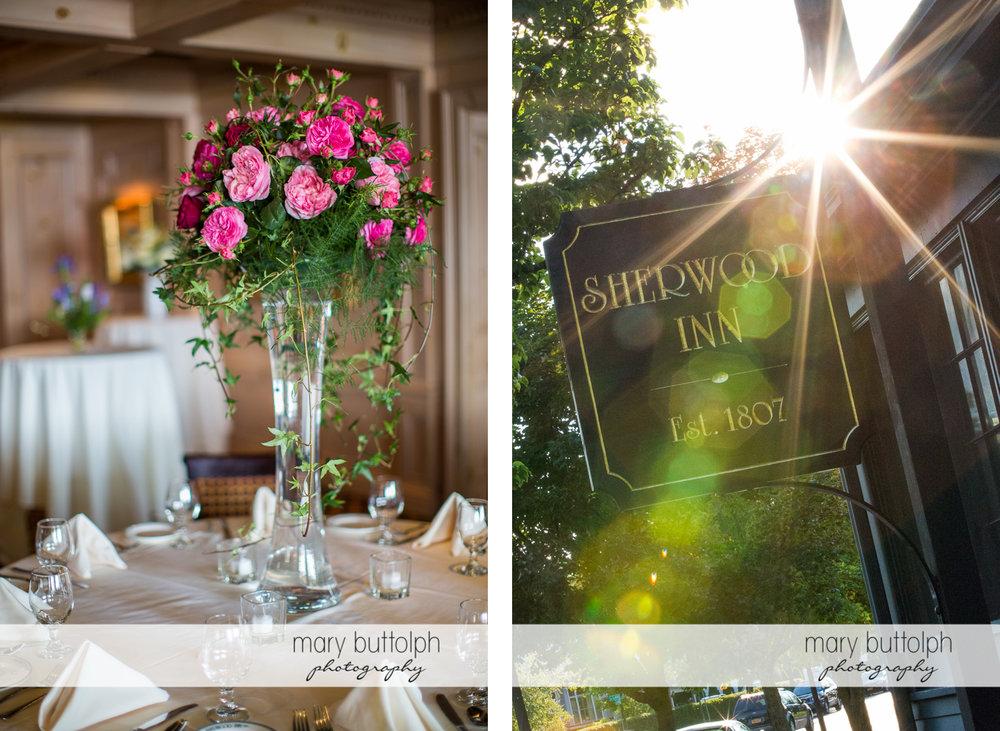 Sherwood Inn Wedding Show April 2013