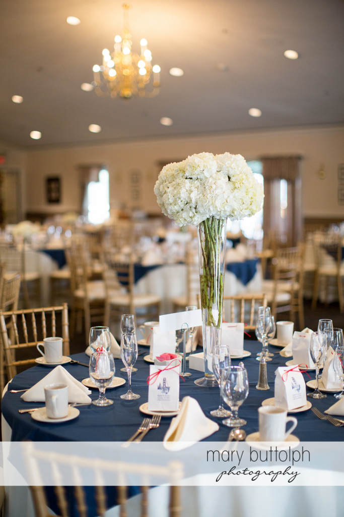 The wedding venue at Traditions at the Links Wedding