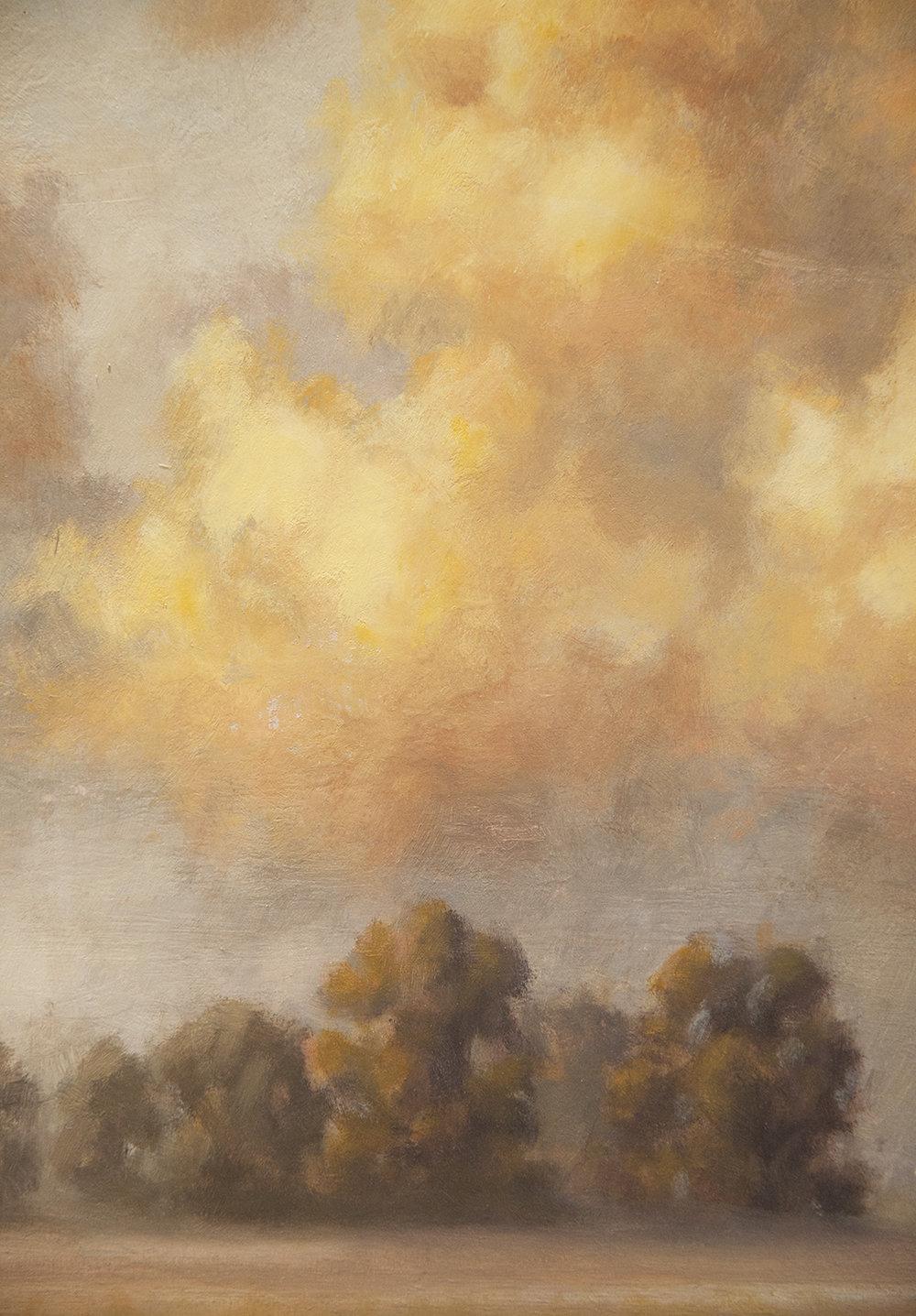 Original Oil on Wood - $625.00