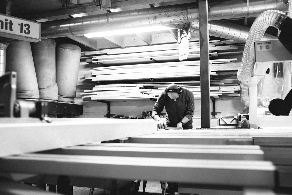 Alex Accleton    →fine woodwork. St Ives, Cornwall 2017.