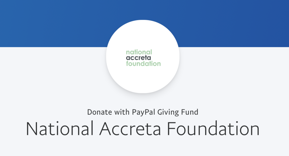 Give via PayPal's Giving Fund. - Donate through PayPal's Giving Fund to eliminate fees so that 100% of your donation amount goes directly to NAF.