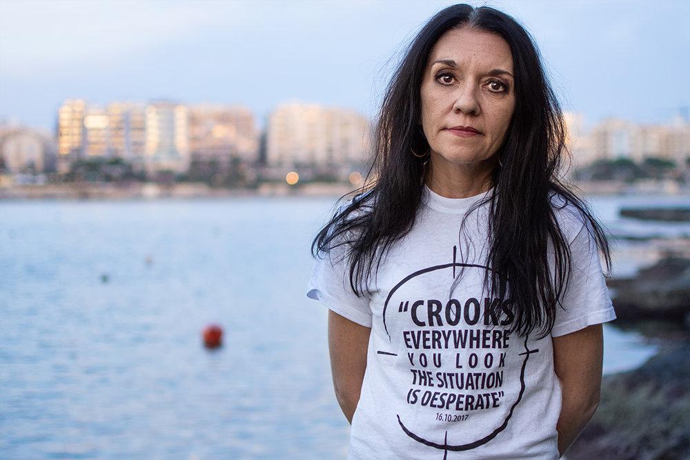 Lizzie Eldridge - Author and activist with Occupy Justice.