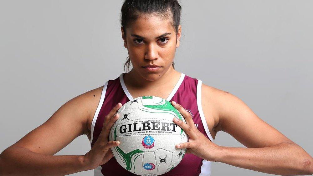 <strong>Beryl Friday</strong><p>Firebirds netballer, QAS scholarship holder Netball and Beach volleyball</p>
