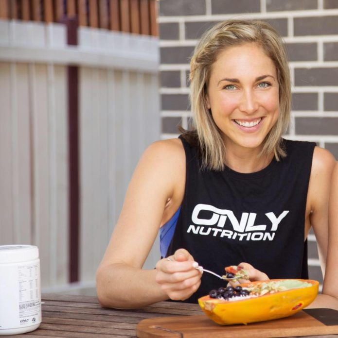 <strong>Shannon Cooper</strong><p>Health and wellness blogger My Food Religion, Business manager Paleo Hero</p>