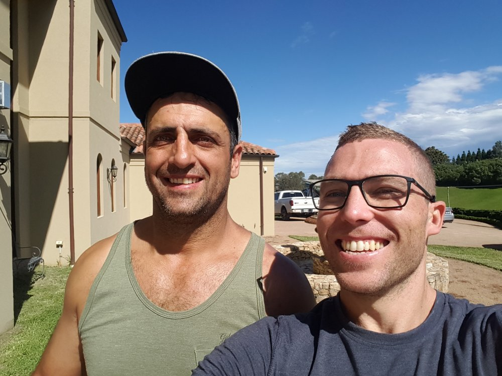 Ray Daher - Ex NRL Player