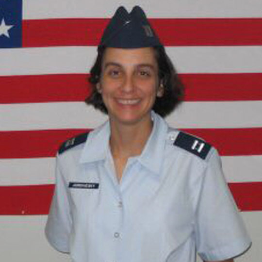Kimberly Juroviesky - Board MemberMSN, CNM, WHNP, USAF Retired/Disabled