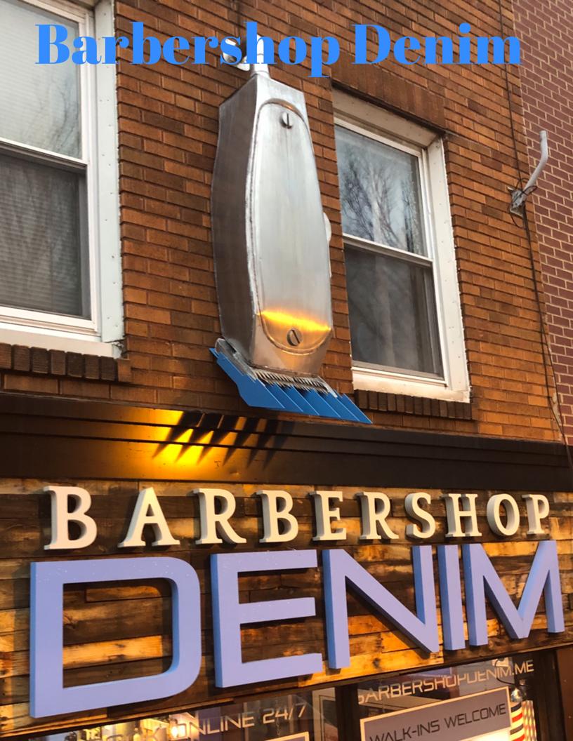 Barbershop Denim
