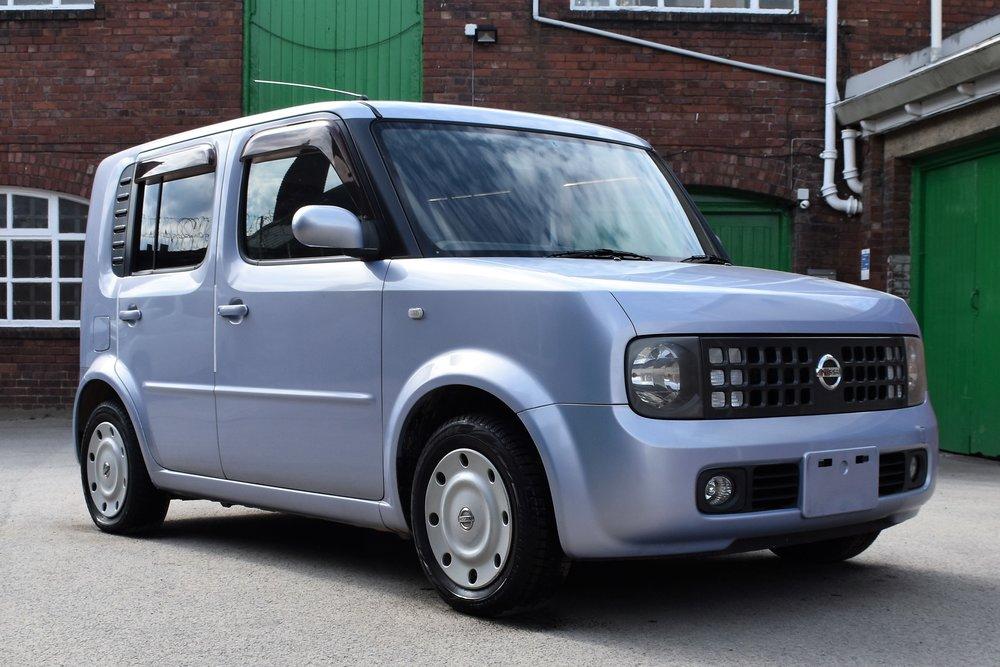 2003 nissan cube