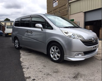2006 Honda Stepwagon £7995 Ref. 0746 (Japanese import)