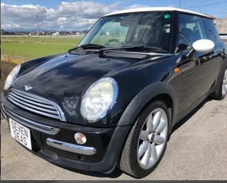 2006 Mini Cooper Automatic £3895 Ref. 9980 (Japanese import)