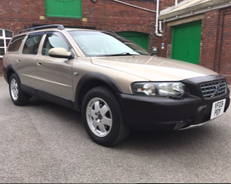 2003 Volvo XC70 £5995 (Japanese import)