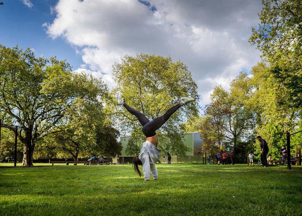 Yoga, Emily Cohen