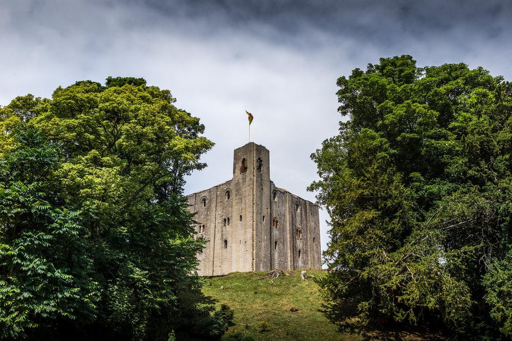 Copy of Hedingham Castle