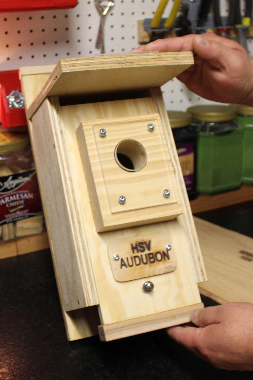 Copy of Bird Nest Box