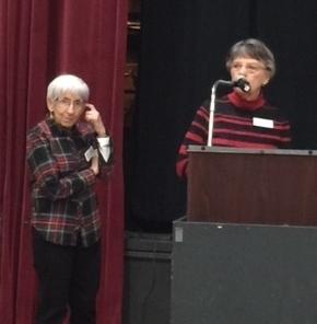 Tiger Bienstadt & Diane Condon