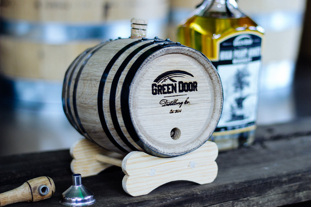Barrel Aging kits - To test your skills at home.