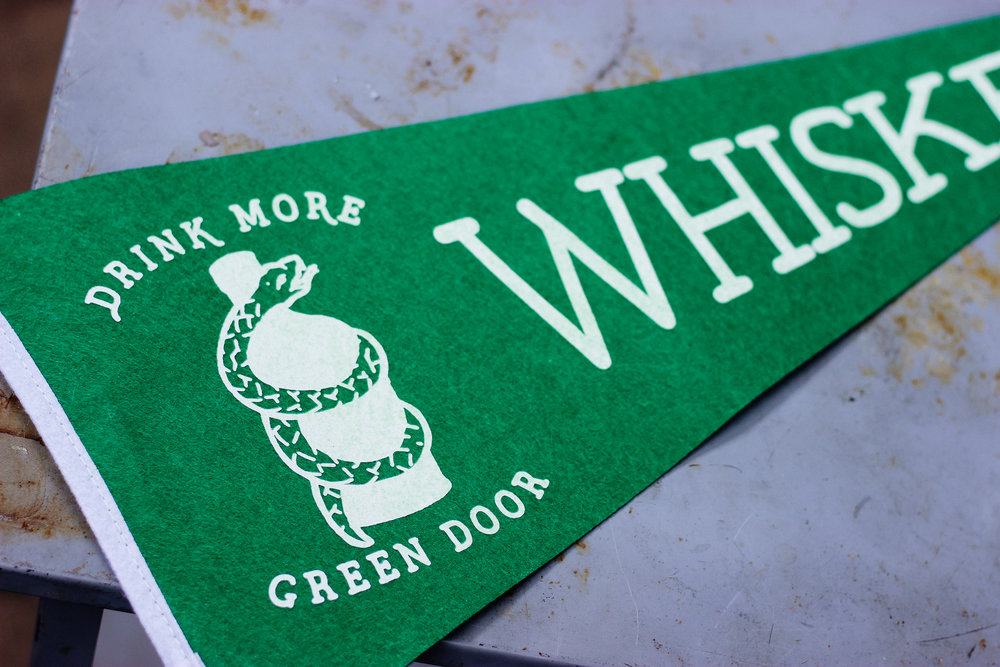 STICKERS & pennants - To waive or hang around your space.