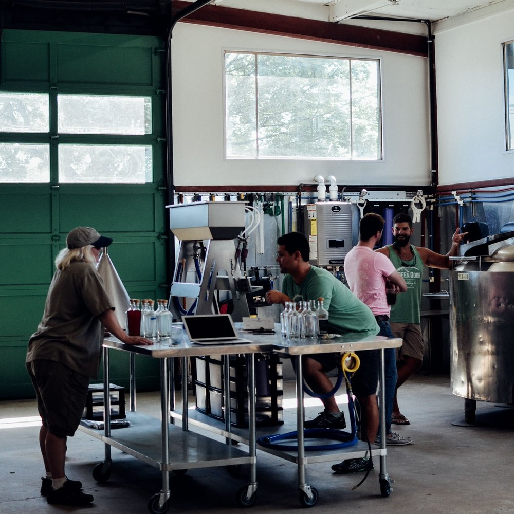 Tours - Learn how to craft spirits with the masters.