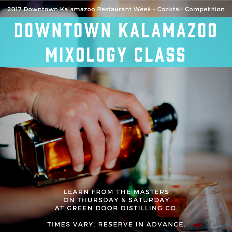 mixology classes - Learn from the master mixologists.